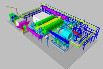 AutoCad 3D Model