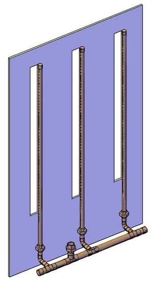 Control-Room-Adsorber-Test-Manifold